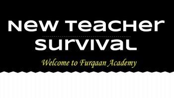 New Teacher Survival Powerpoint