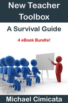 New Teacher Toolbox-A Survival Guide (4 eBook Bundle)