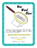 New Word Clues Three Cueing Systems