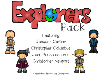 New World Explorers Pack