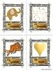 Alphabet Cards Gold and Black