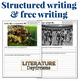 Descriptive Writing tasks for New Year