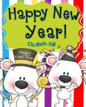 New Year Math and Literacy mini-unit