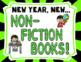 New Year, New Books Bookmark!
