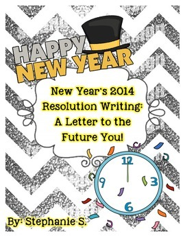 New Year, New Me Letter Writing