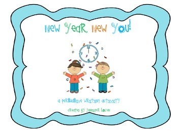 New Year-New You! A Persuasive Writing Activity