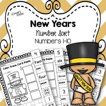 New Year Numbers Sort