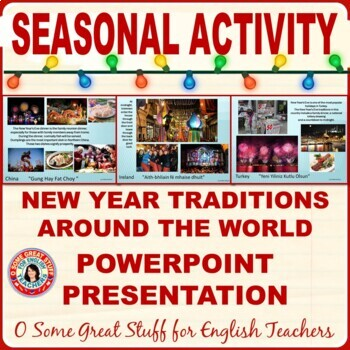New Year Traditions and Celebrations Around the World Vibr