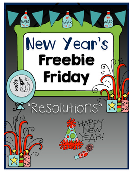 New Year's Freebie