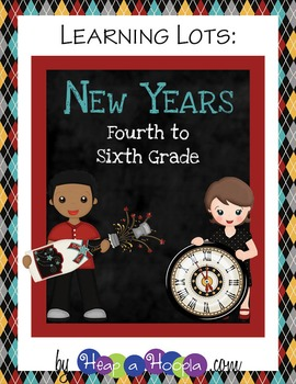 New Year's Games and Activities for Fourth, Fifth and Sixt