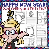 New Year Goal Setting and Party Pack