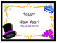 New Year's PowerPoint Template