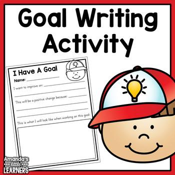 Goal Writing Activity