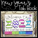 New Year's Tab Book