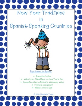 New Year's Traditions in Spanish-Speaking Countries