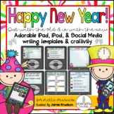 New Year's 2016 Craftivity and Writing Activities!