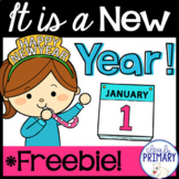 New Years 2016: Free Interactive Booklet