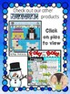 New Years 2017 Hundreds Chart Hidden Picture Freebie