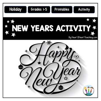 New Years 2017 Activities & Organizers: Reflecting & Looki