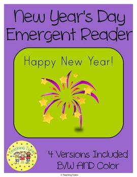 New Year's Emergent Reader