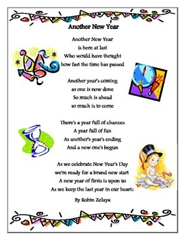 New Year's Day Poem