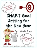 FREE New Year 2016 SMART Goal Setting Flip Book