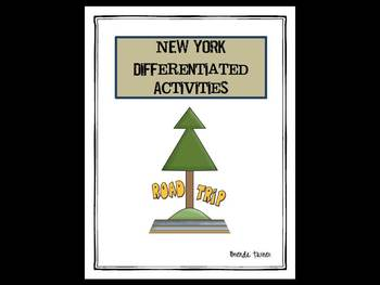 New York Differentiated State Activities