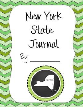 New York Journal set