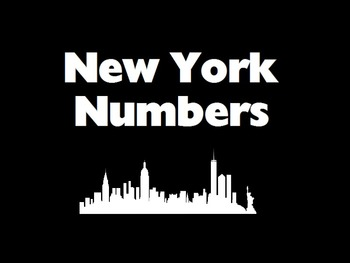 New York Numbers