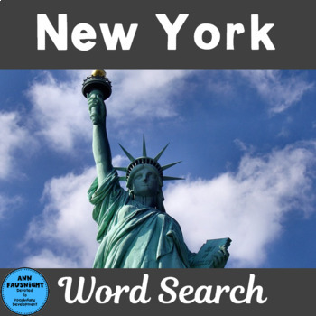 New York Search and Find