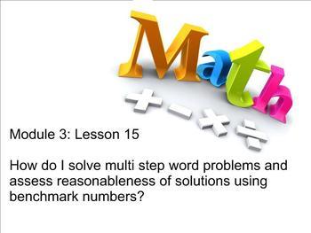 New York State 5th Grade Math Module 3 Lesson 15 Smart Not