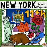 New York State Clip Art