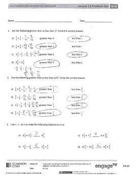 New York State Grade 5 Math Common Core Module 3 Lesson 13