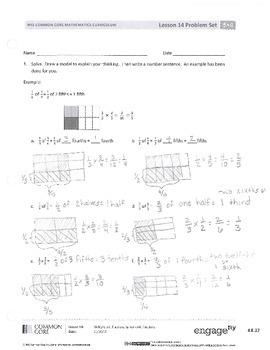 New York State Grade 5 Math Common Core Module 4 Lesson 13