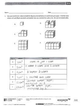 New York State Grade 5 Math Common Core Module 5 Lesson 1-