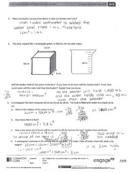 New York State Grade 5 Math Common Core Module 5 Lesson 5-