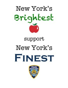 New York's Brightest Support New York's Finest