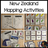 New Zealand Mapping Activities
