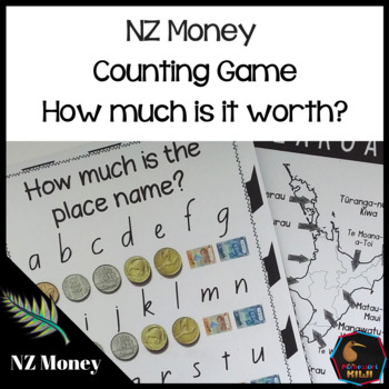 New Zealand Money - How much is my name/place name?