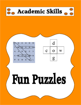 New set of Puzzles