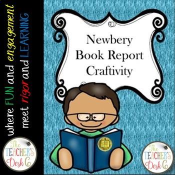 newbery award book report