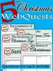 The History of Christmas: WebQuest and Bingo: