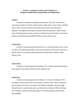 Newscast / Newspaper Unit (Lesson 4)