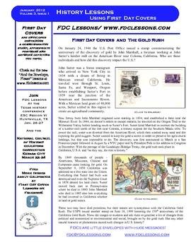 Newsletter - California Gold Rush