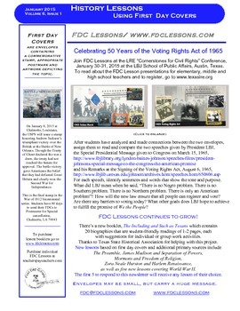 Newsletter - Voting Rights Act of 1965