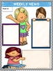 Newsletters: Poster Board Kids Theme
