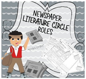 Newspaper Literature Circle Roles
