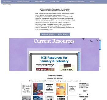 Newspaper — 300 Resources for only $9.95