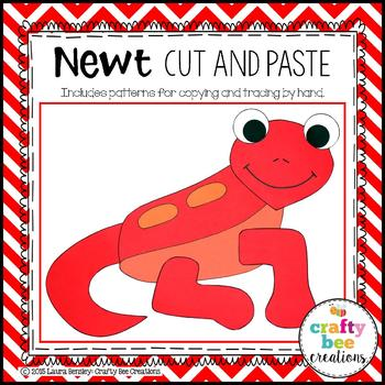 Newt Cut and Paste