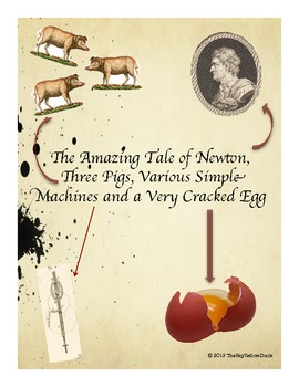 Newton Laws of Motion Fill in the blank fairytale